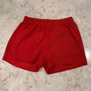 Pants - Red Spandex